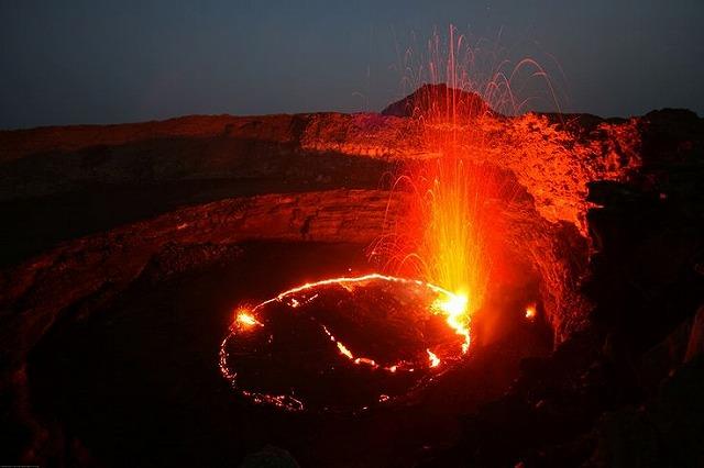 エルタ・アレ火山2