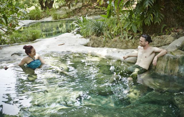 クラビクロントム温泉ワリーラクサ ホットスプリング リゾート