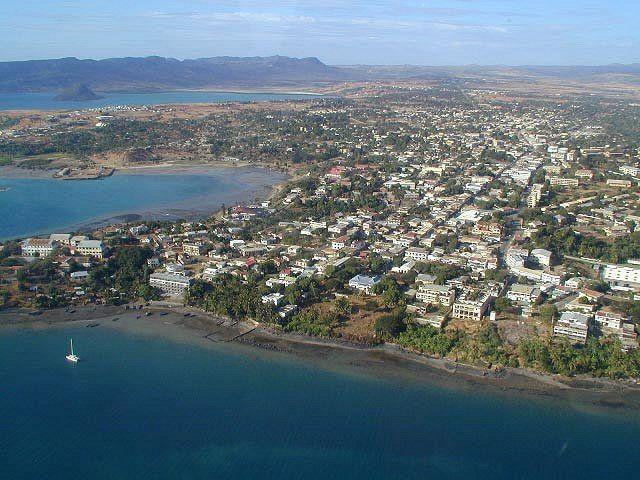 マダガスカルのディエゴ・スアレス