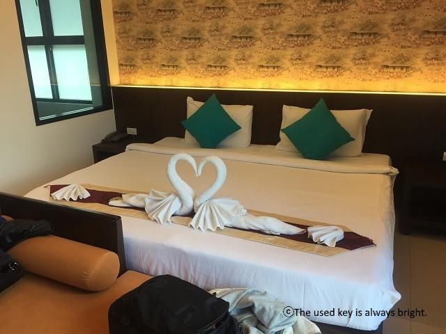 タイクラビポンシリリゾートおすすめホテル