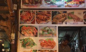 クラビ@タイでおすすめのレストラン&食べ物5選