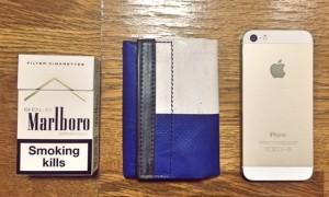 旅の準備|未経験ながらこれまで培ったスキルを存分に活かせそうな旅財布
