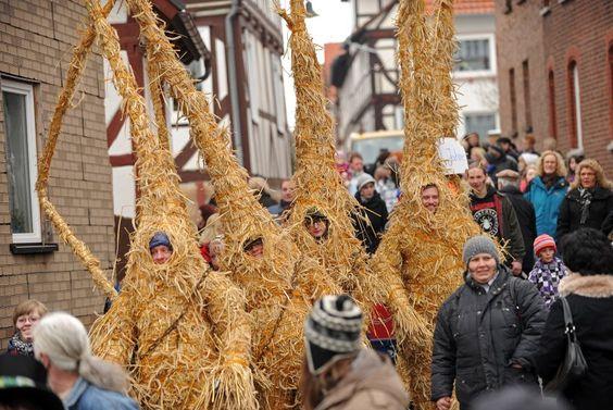 Straw Bearシュトローベーレンの日