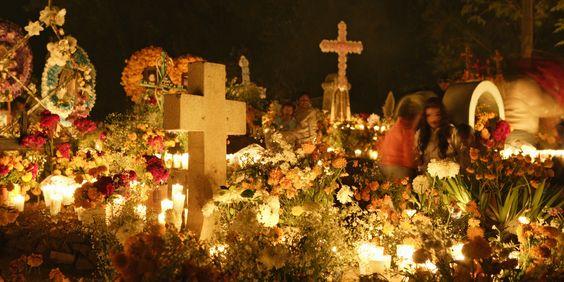 メキシコ死者の日Day of the Dead