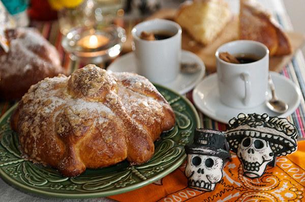 メキシコ死者の日Day of the Deadパン