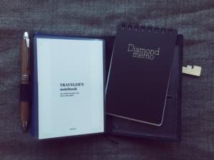 デザインフィル トラベラーズノート