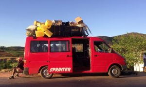 マダガスカル(7)タクシーブルースの秩序を感じた長い長い一日