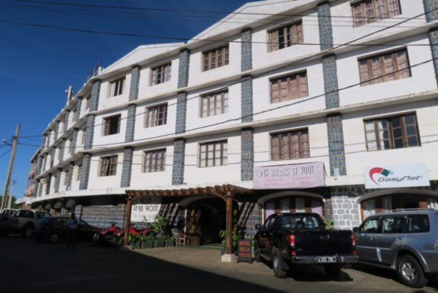 Hotel Le Colbert(ホテル・ル・コルベール)