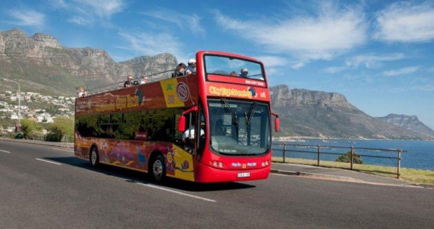 City Sightseeingバス