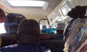 ナミビア(9) 仲間なし&車なしでも大丈夫! オプウォの行き方(1人用)