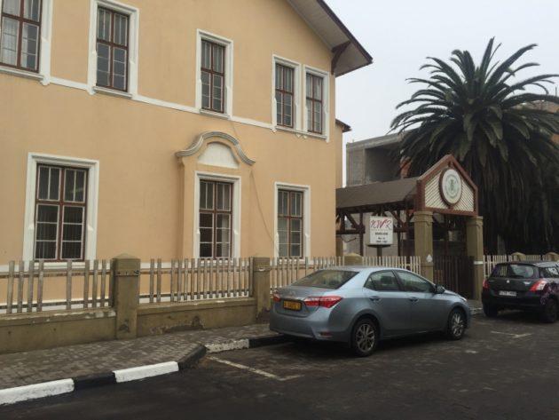 ナミビアワイルドリゾートオフィス