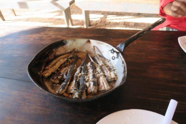 お魚を焼いたやつです。