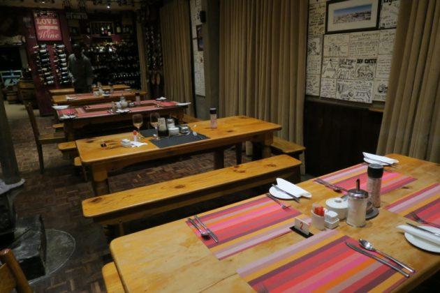 サニマウンテンロッジ_レストラン