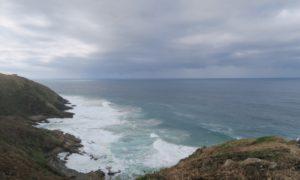 南アフリカ2(3)悲報!! 初日から「今日は海に出ない」ってよ。
