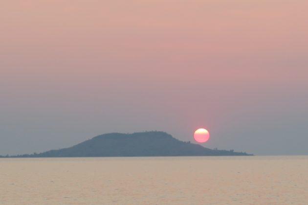 リコマ島_サンセット