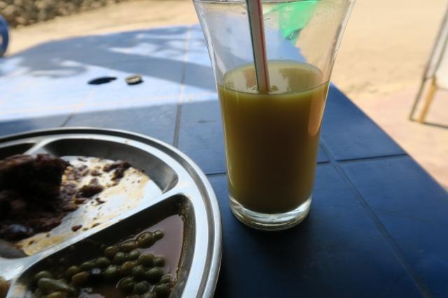 タンザニア_食事