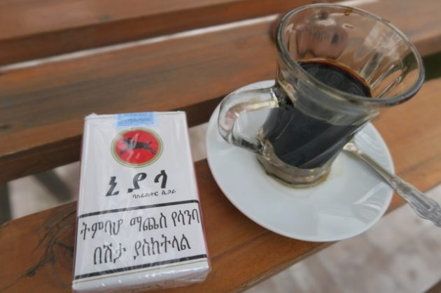 ラリベラ_コーヒー
