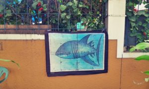 モザンビーク(11)運命のバティックを眺めながらモザンビークを想う