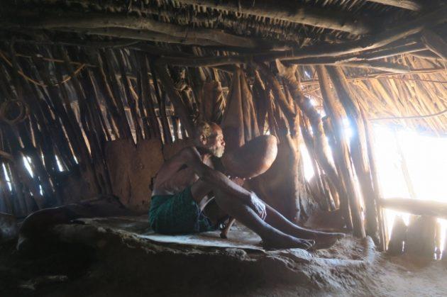 ハマル族_エチオピア