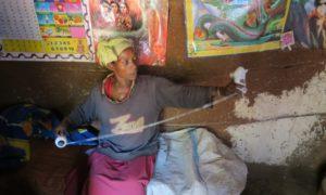 エチオピア(27)ドルゼ族の暮らしを体験! よりよい旦那をゲットする秘訣!?