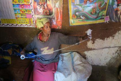 ドルゼ族_エチオピア