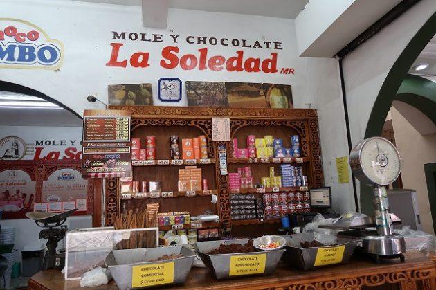 Mole y Chocolate La Soledad