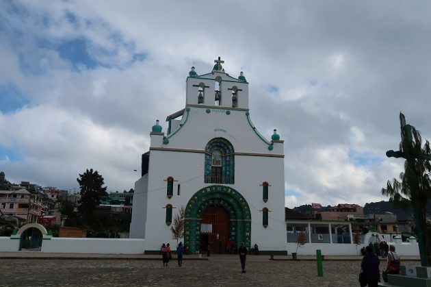 サンファン・チャムラ_サン・ファン・バウティスタ教会(San Juan Bautista)