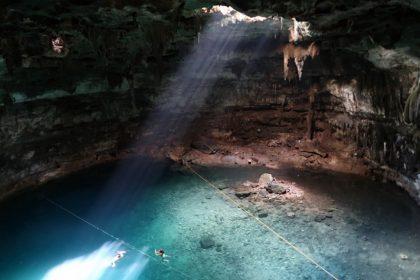 Cenote Samura(セノーテ サムラ)