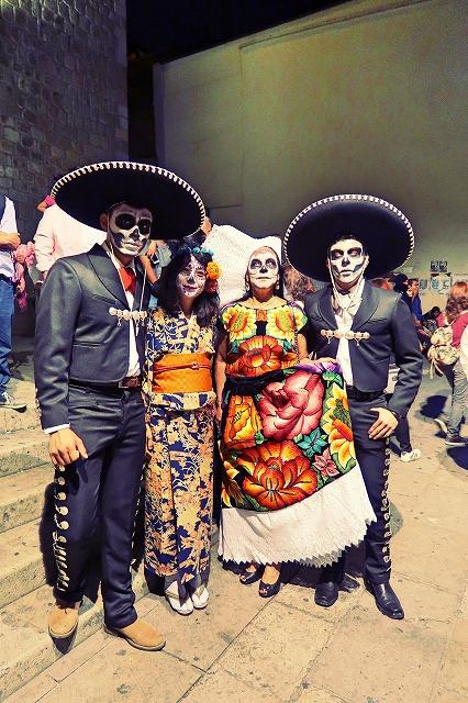 死者の日_メキシコ_オアハカ