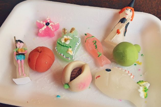死者の日_お菓子