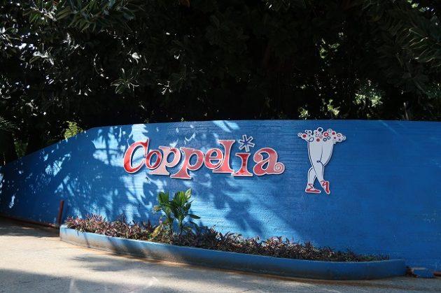 coppelia ハバナ