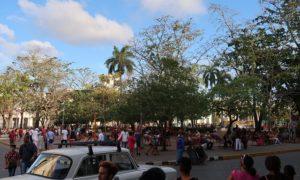 キューバ(25)サンタクララで足止め。キューバでの何もしない1日