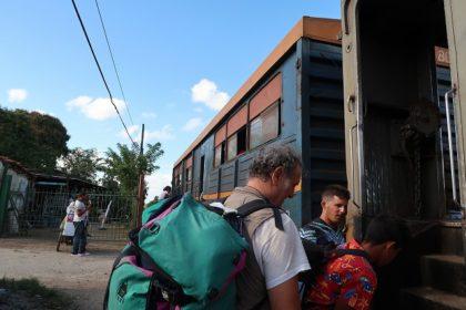 サンタクララ_列車