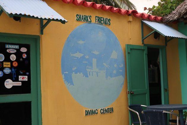 SHARK'S FRIENDS DIVING