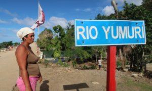 キューバ(35)バラコア発! 渓流「RIO YUMURI」ツアーへGO!
