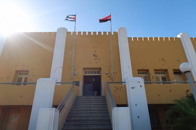7月26日モンガダ兵営博物館
