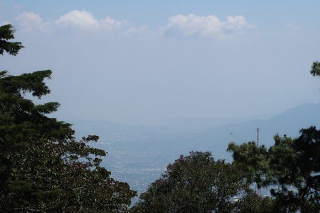 サンサルバドル火山