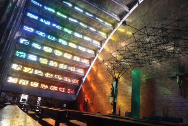 ロサリオ教会_サンサルバドル